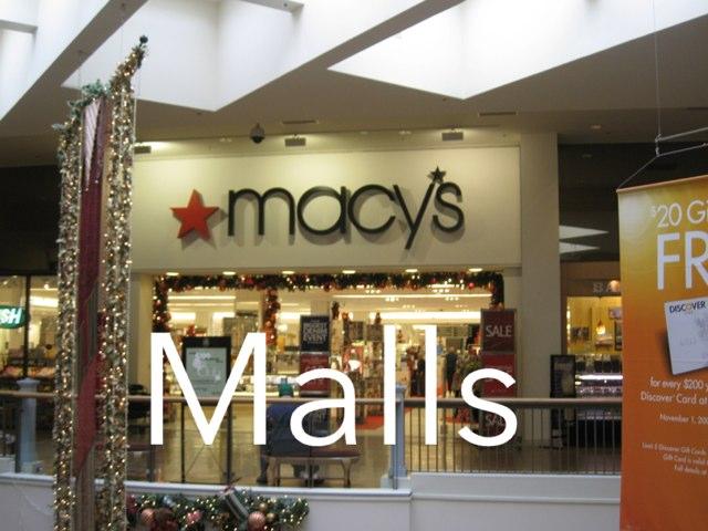 Malls by Luke Fi