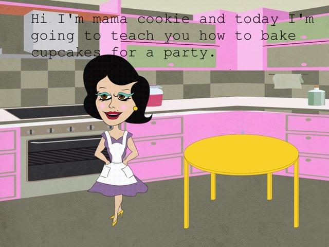Mama Cookie And The No Good Cupcake  by Aneesa Muhammad