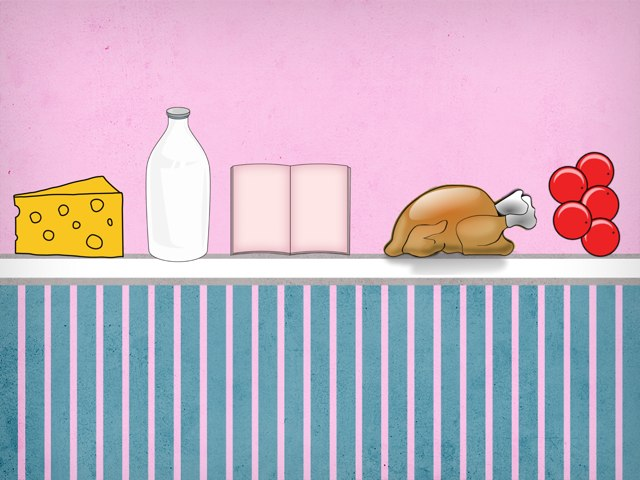 Mamma's Kitchen  by Kate Ella