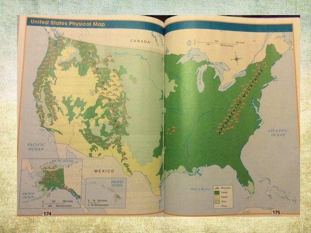 Map Reading Practice #2- Linden Grade 2 by Erin Corrigan