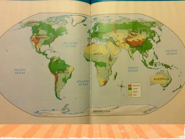 Map Reading Practice- Linden Grade 2 by Erin Corrigan