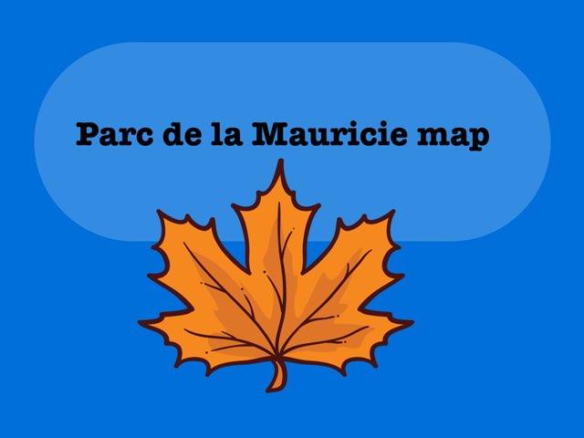 Map by Vicky Bergeron