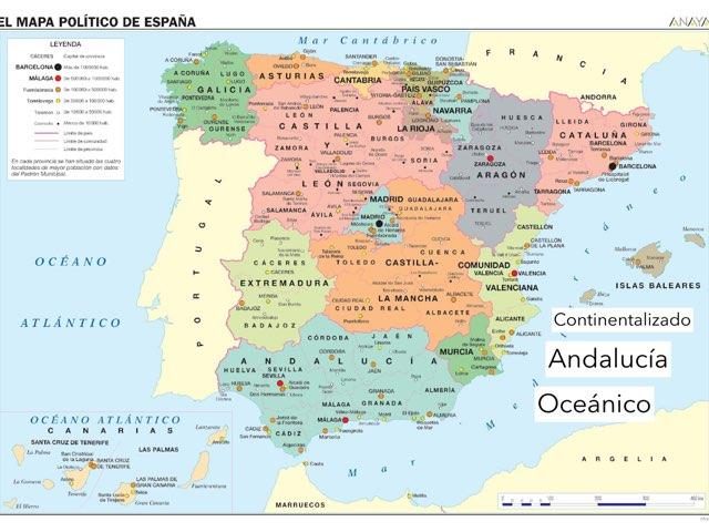 Mapa by Glen Albó Sureda