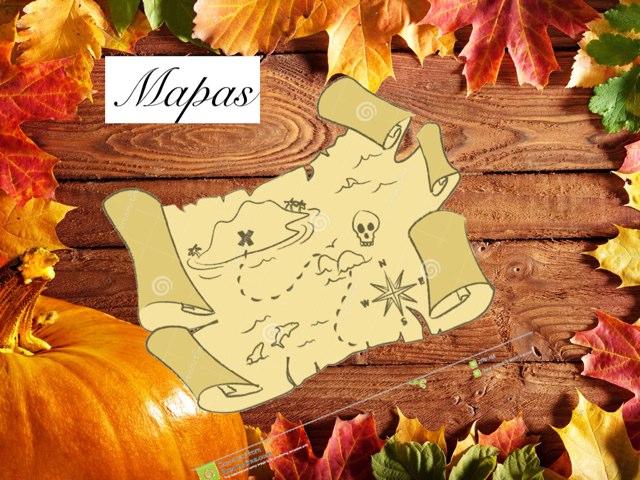 Mapas by Marina Bernardo