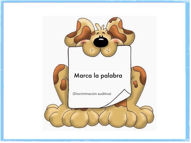 Marca La Palabra by Zoila Masaveu