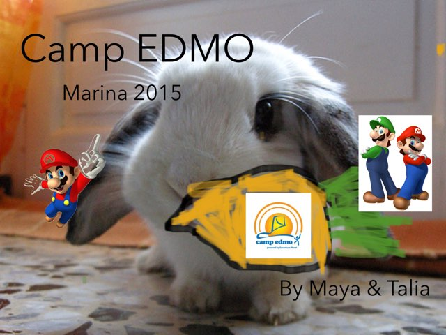 Marina Camp EDMO by Edventure More -  Conrad Guevara