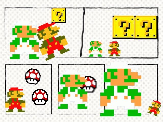 Mario by Ben  Harvey