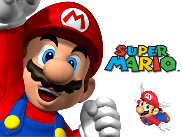 Mario by Charlotte Challet