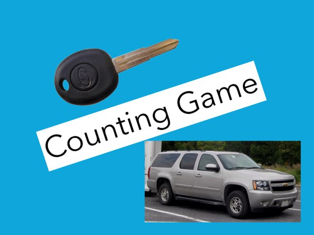 Mario's Counting Game by Julie Gittoes-Henry
