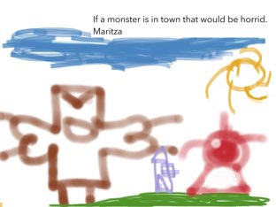 Maritza by Christine Snow
