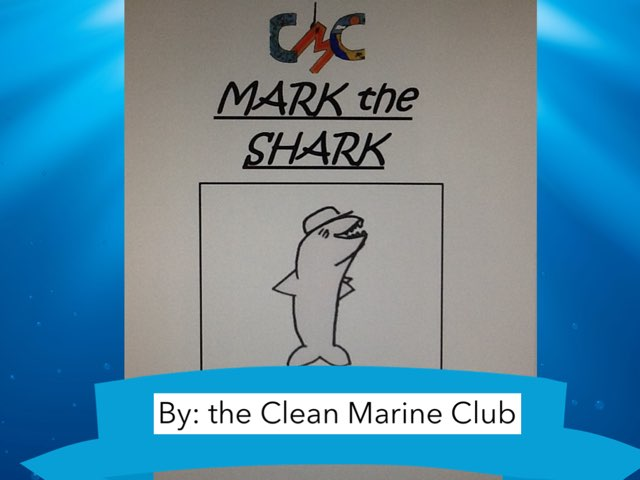 Mark The Shark by CG gantan