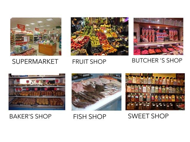 Market by Amalia Sancho