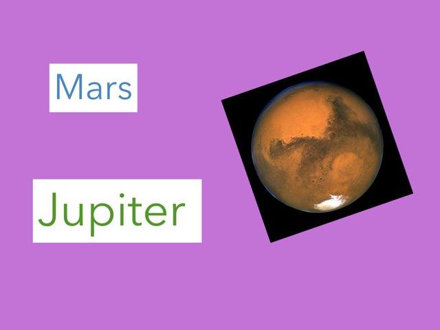 Mars by Brie VanReed