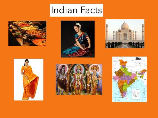 Martha B's Indian Quiz by RGS Springfield