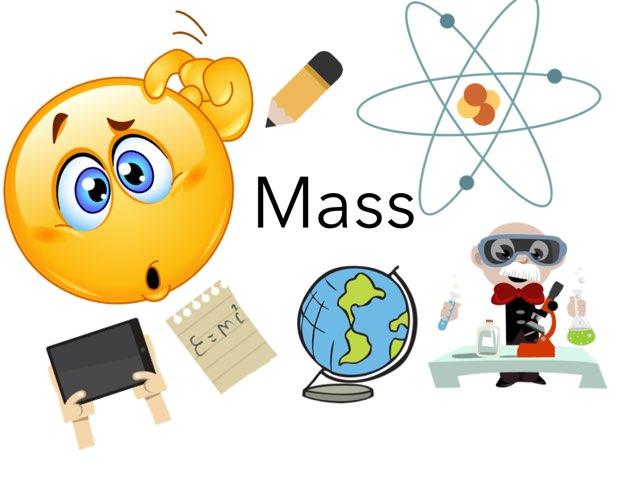 Mass CA Science by Jasmine Moore