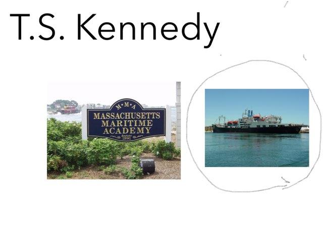 Mass Maritime Quiz by Linda Lonergan