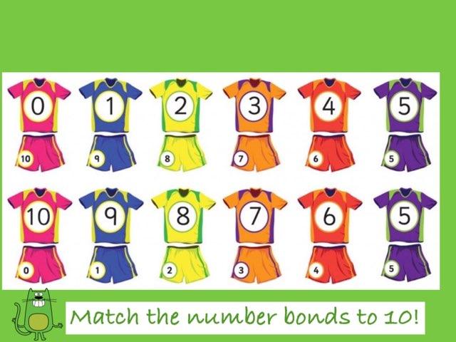 Match The Number Bonds by Deborah Fletcher