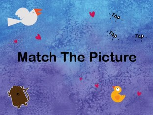 Match The Picture by Debby Cynthiana
