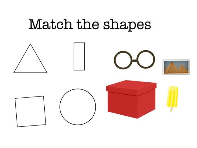 Match The Shapes by Valeria Ferradas