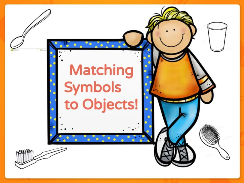 Match Symbol to Objects by Danielle D'Andrea