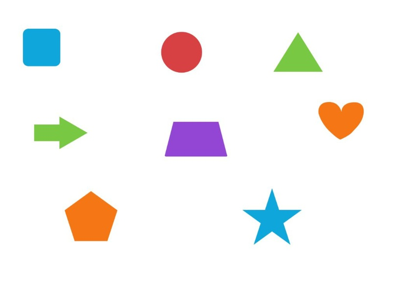 Match the shapes  by bailee springer