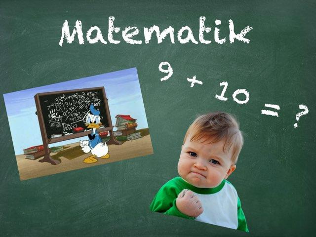 Matematik 0. Klasse By Jakob Og Magnus by Jakob Westerbjerg Hune