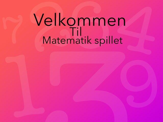 Matematik Spillet by Jair Gyamfi
