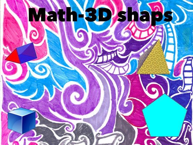 Math 3d By Mic-Klya And Jayde by Krystal Wiggins