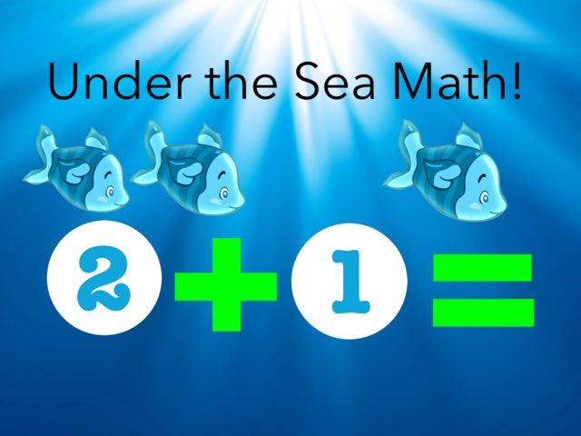 Math Fish Game by Heather Moss