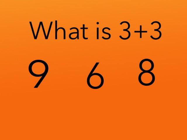 Math Game by Maria Chubb