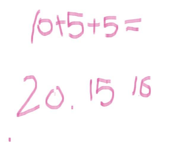Math by Lindsey Mulready