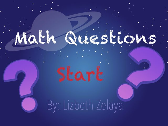 Math by Lizbeth Zelaya