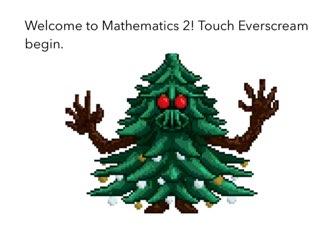 Mathematics 2 by Tyler Ekholm
