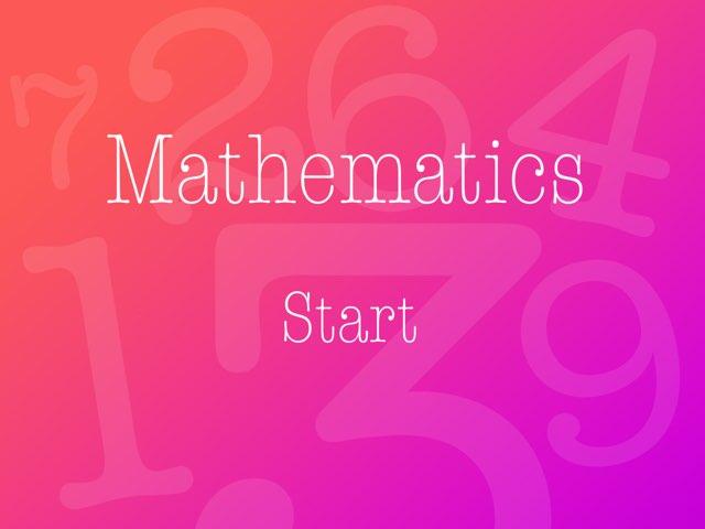 Mathematics  by Fiona Aurelia