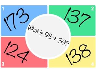 Maths Quiz by Adam Howard