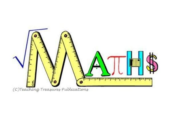 Maths by mcpake family