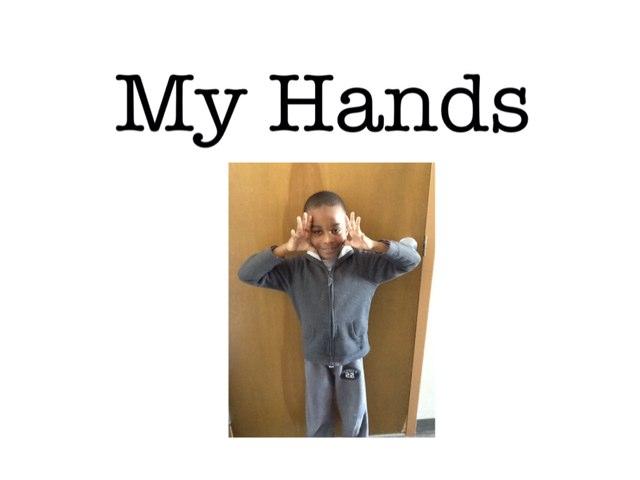 Matthew's Hands  by Bethany Hentgen