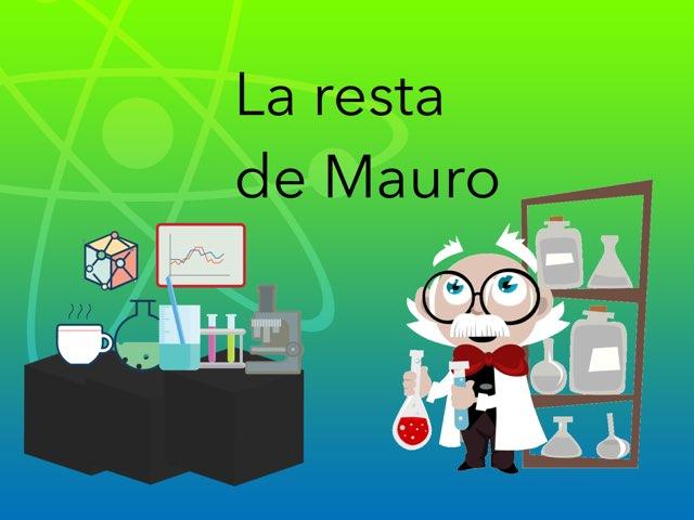Mauro R by Diego Campos