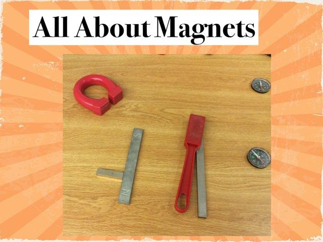 Maya Magnet Game by Frances Chapin