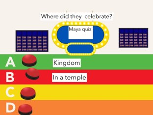 Maya Quiz by St Johns Primary