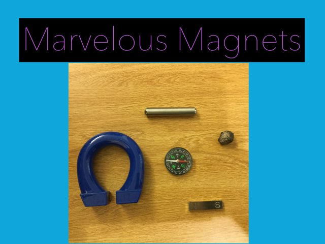 Maya's Marvelous Magnet Game by Frances Chapin