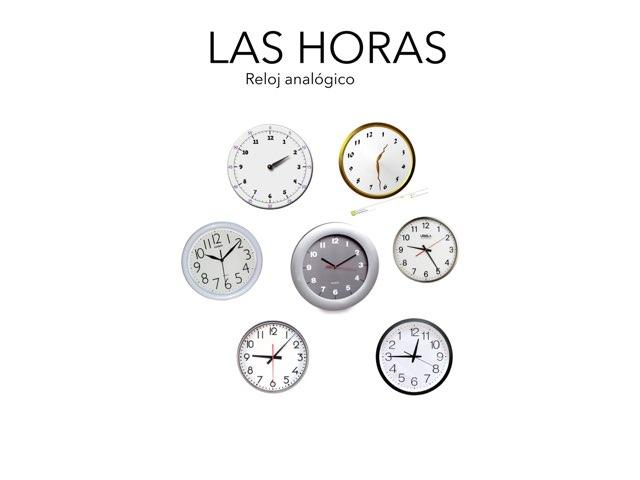 Me Divierto Con Las Horas by Samuel Lugilde