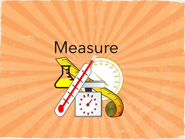 Measure by Anna Rees