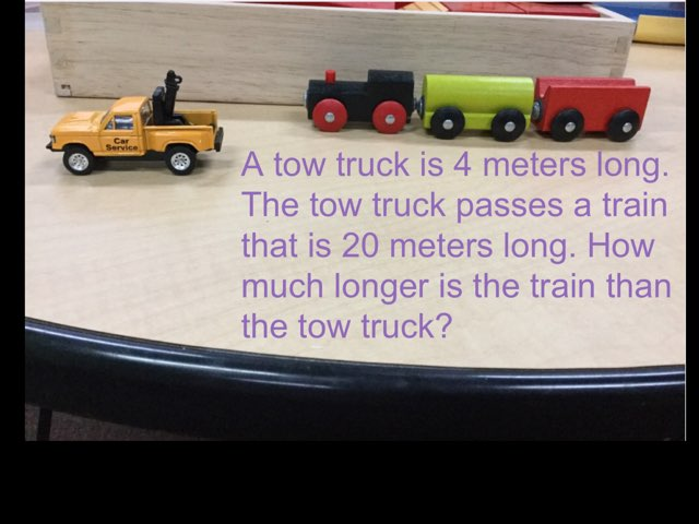 Measurement Word Problems by Laura  Splawn