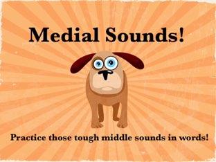 Medial Sound Practice! by Elliott Kern