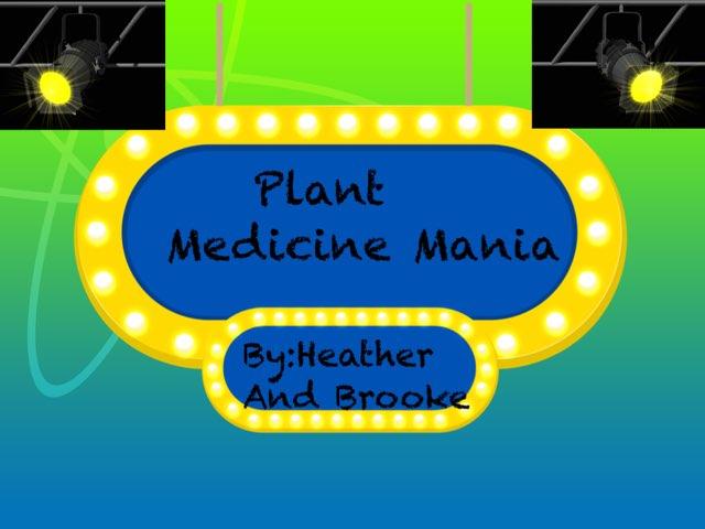 Medicinal Plants by Jane Miller _ Staff - FuquayVarinaE