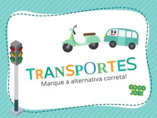 Meios de Transporte by Ana Carolina Povoa