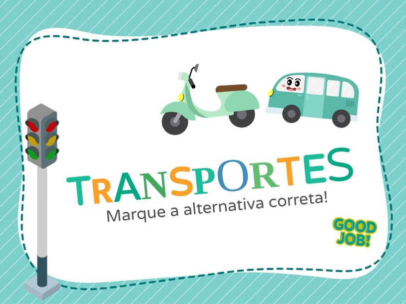 Meios de Transporte by Ana Carolina Povoa