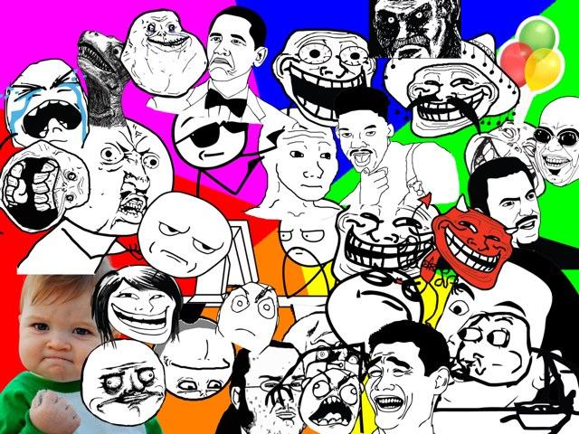 Meme Party! by Valeria Ferradas