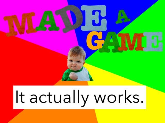 Meme Puzzle by Edventure More -  Conrad Guevara